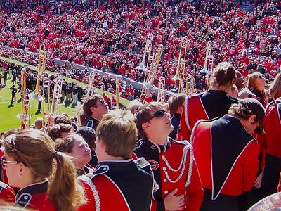 NMSU vs. UGA Homecoming