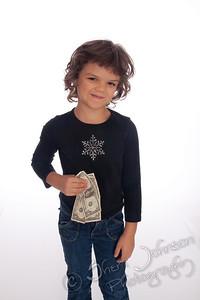 proud of her money