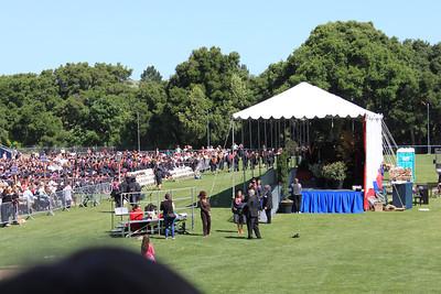 Ashley's 2011 Graduation Day