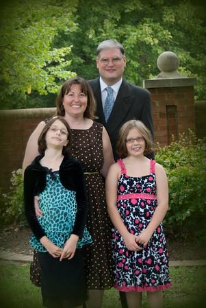Trevor & Laurie Downs Family