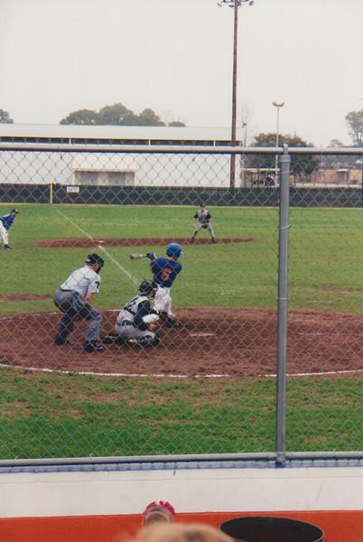 GHS baseball 1997 2nd base
