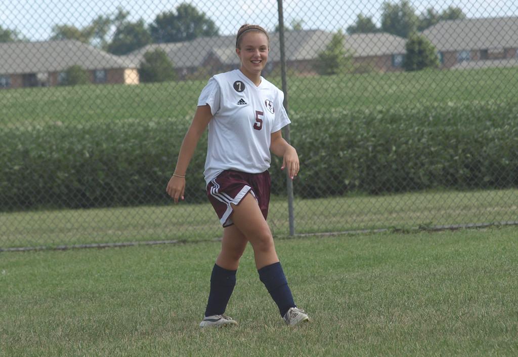Ashtyn Pharis, the Soccer Superstar!!