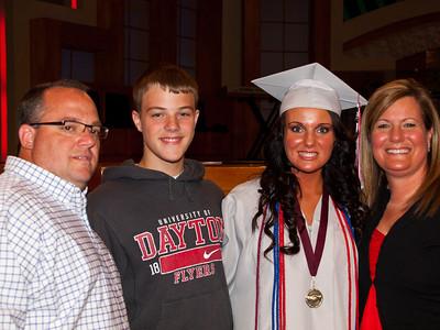 Ashtyn Graduation