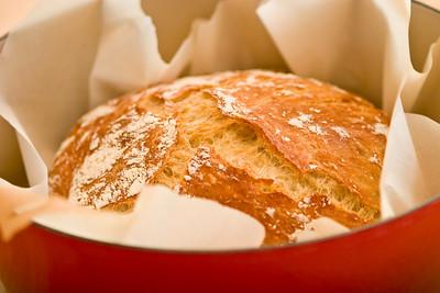 Paris' bread.