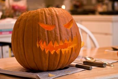 Dad's pumpkin