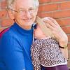 Der er nu hyggeligt hos mormor :-)