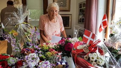 Astrid Christensen 90 år