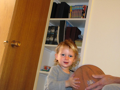 13-Karl with basketball