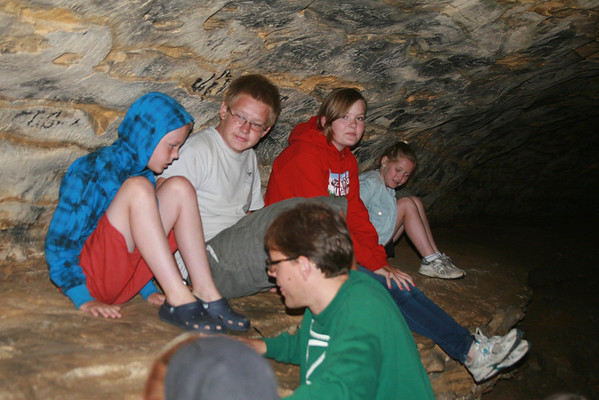 At Property and Caving Aug 2012