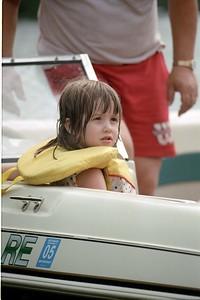 At Walt & Dawn's July 2003