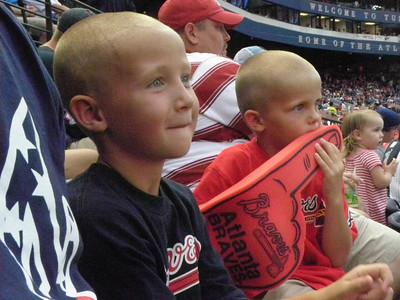 Atlanta Braves Game 7-31-09