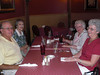 Lunch w/ Doug and Eleanor Taylor and Jean Ambler at the Silos