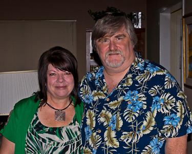 Aub's and Lisa's Reunion