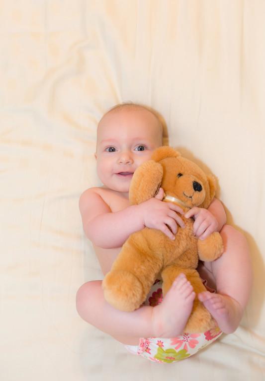Aubrey Six Months