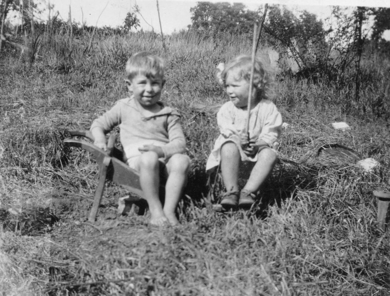 Bob & Beryl Nicholson