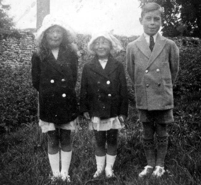 Beryl, Jean, Bob