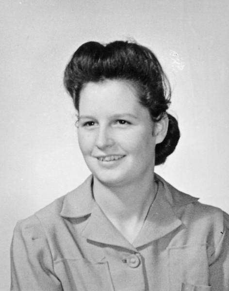 Audrey's Cousin Beryl Nicholson