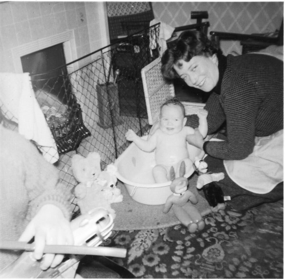John Kavanagh & Mum (Daphne)