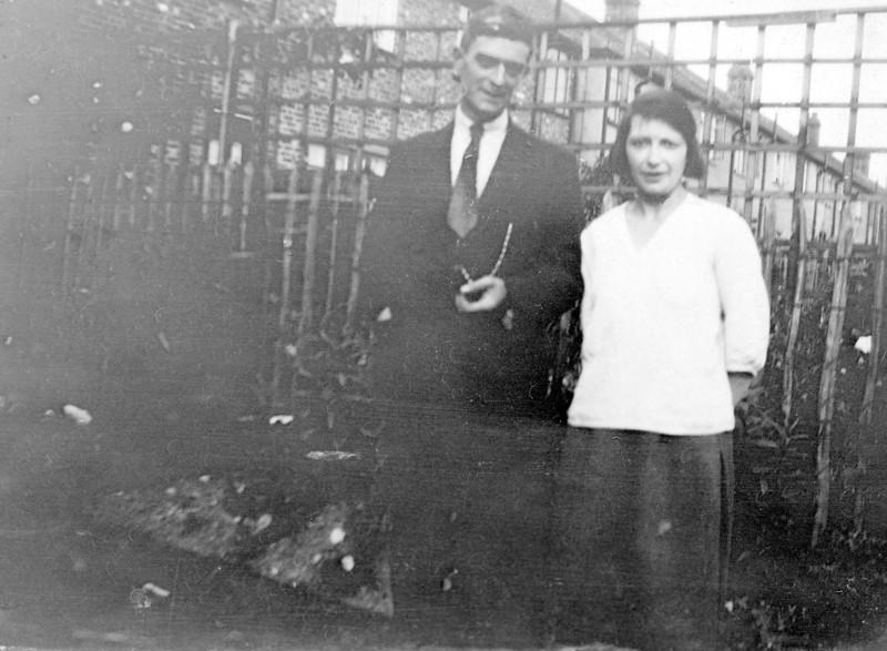 Emily & Frank 26th June 1932