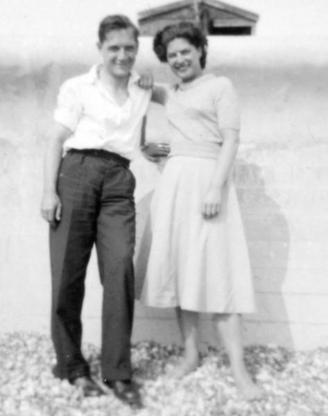 Uncle John & Audrey