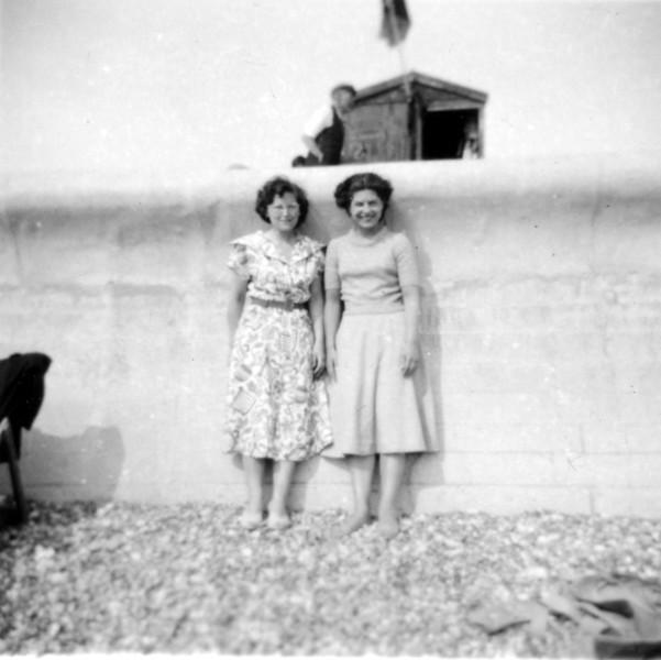 Margaret Wright & Audrey