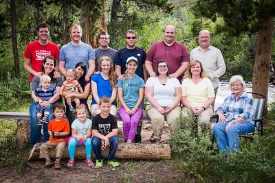 August 2017 - Lyon Family Cabin