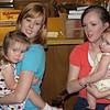 Katie & Lauren, Amanda & Emily