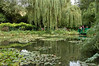 Water lily pond, inspiration for Monet's famous works