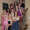 Bridal party brunch for the girls the morning of the wedding.