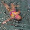 Working on backstroke