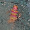 Hallie last day of swim lessons