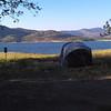 Camping at Prineville Reservoir.