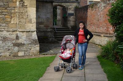 August 2013 Tewkesbury Abbey