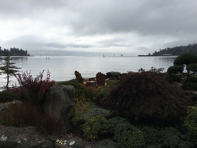 Lowery/Halabisky retreat on Bainbridge