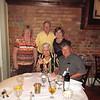 Shirley, Doug, Linda, Frank, Ken Gould.  Frank's 92nd birthday! Mooresville, NC, 9/4/2013