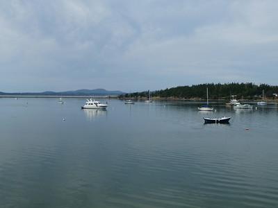 fishermen bay, lopez island, wa
