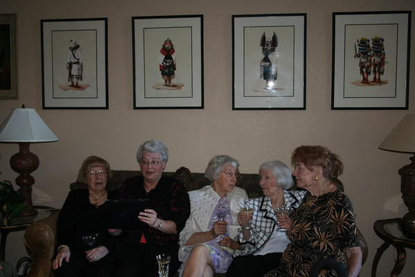Aunt Marge's 90th birthday