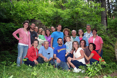 The Family of Aunt Maria.  We will miss you. Thank you for all the good memories.
