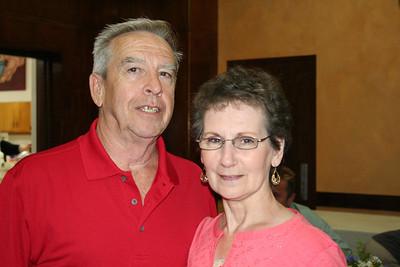 Unce John & Aunt Claudia