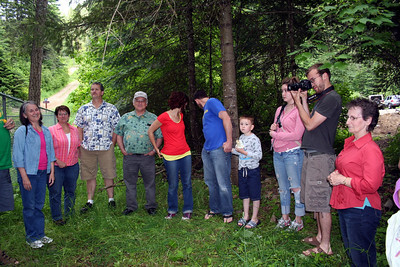 Remembering fun stories of Aunt Maria & her family growing up on Nettleton Gulch.