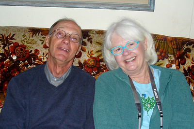 Bob and Mary Sikonia