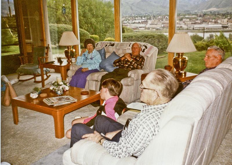 Gochnour and Rose family