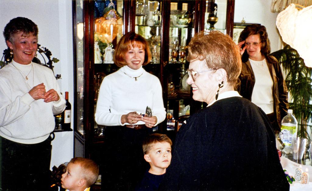 Beth 80th Birthday