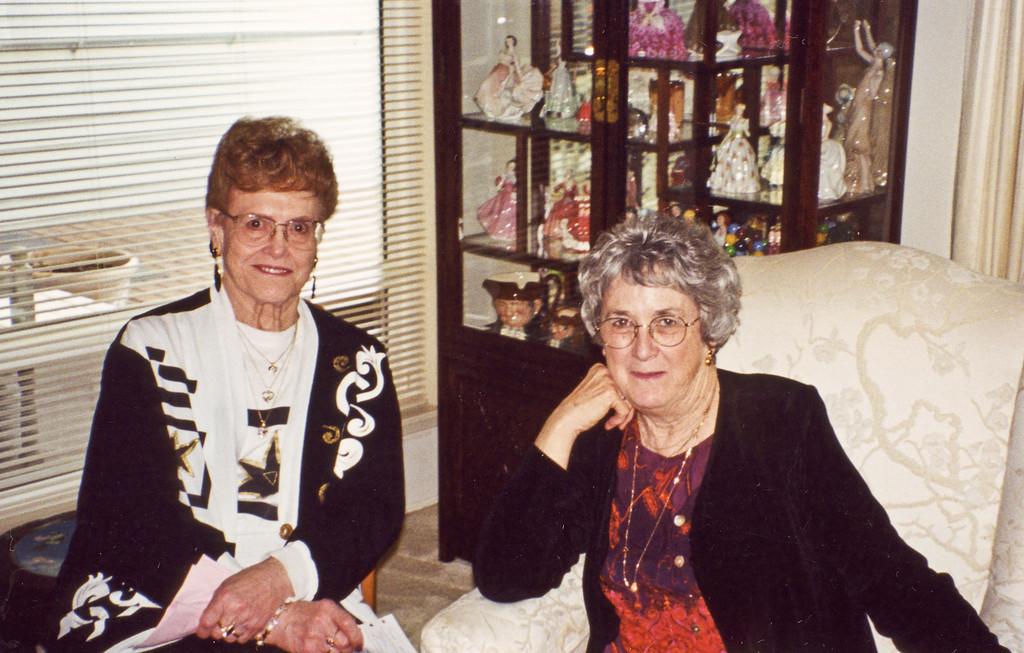 Beth's Cousin Marie