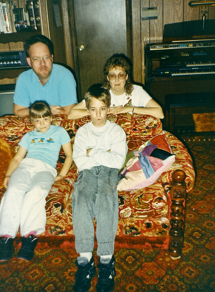 Jim, Linda, Chris and Amy