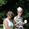 Eileen and Jo at Teenies cottage on Bowen