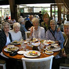 This is what 60 years of friendship looks like! <br /> Photo was taken at Van Dusen restaurant and the group includes Lorraine to the left, Maureen then Joanne, Pat Fraser and Jean Murphy.<br /> All but Jean Murphy attended LFA