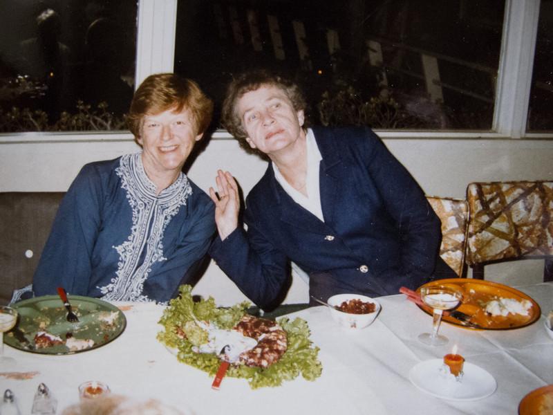 Jo and Mary