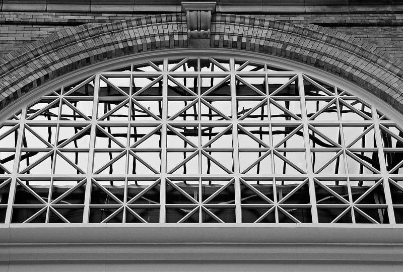 Ferry Building windows