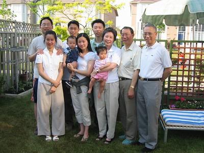 Au's Family Gathering